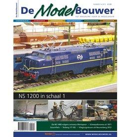 """NVM 95.12.004 Jaargang """"De Modelbouwer"""" Editie : 12.004 (PDF)"""
