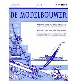 """NVM 95.40.006 Jaargang """"De Modelbouwer"""" Editie : 40.006 (PDF)"""