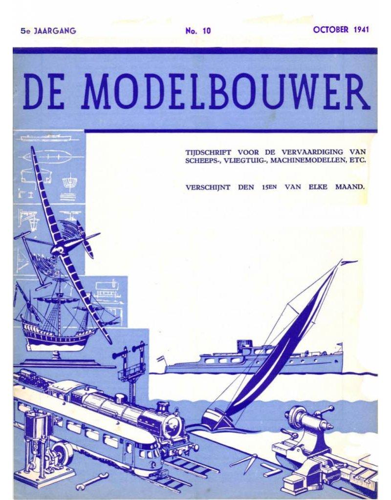 """NVM 95.41.010 Jaargang """"De Modelbouwer"""" Editie : 41.010 (PDF)"""