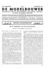 """NVM 95.41.008 Jaargang """"De Modelbouwer"""" Editie : 41.008 (PDF)"""