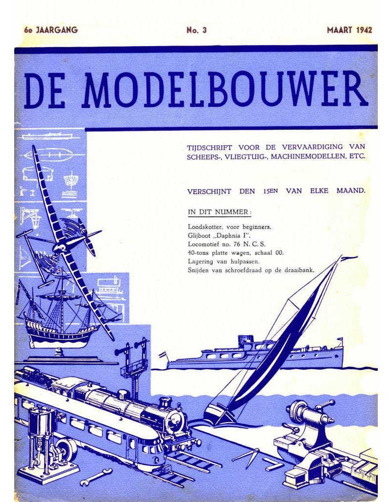 """NVM 95.42.003 Jaargang """"De Modelbouwer"""" Editie : 42.003 (PDF)"""