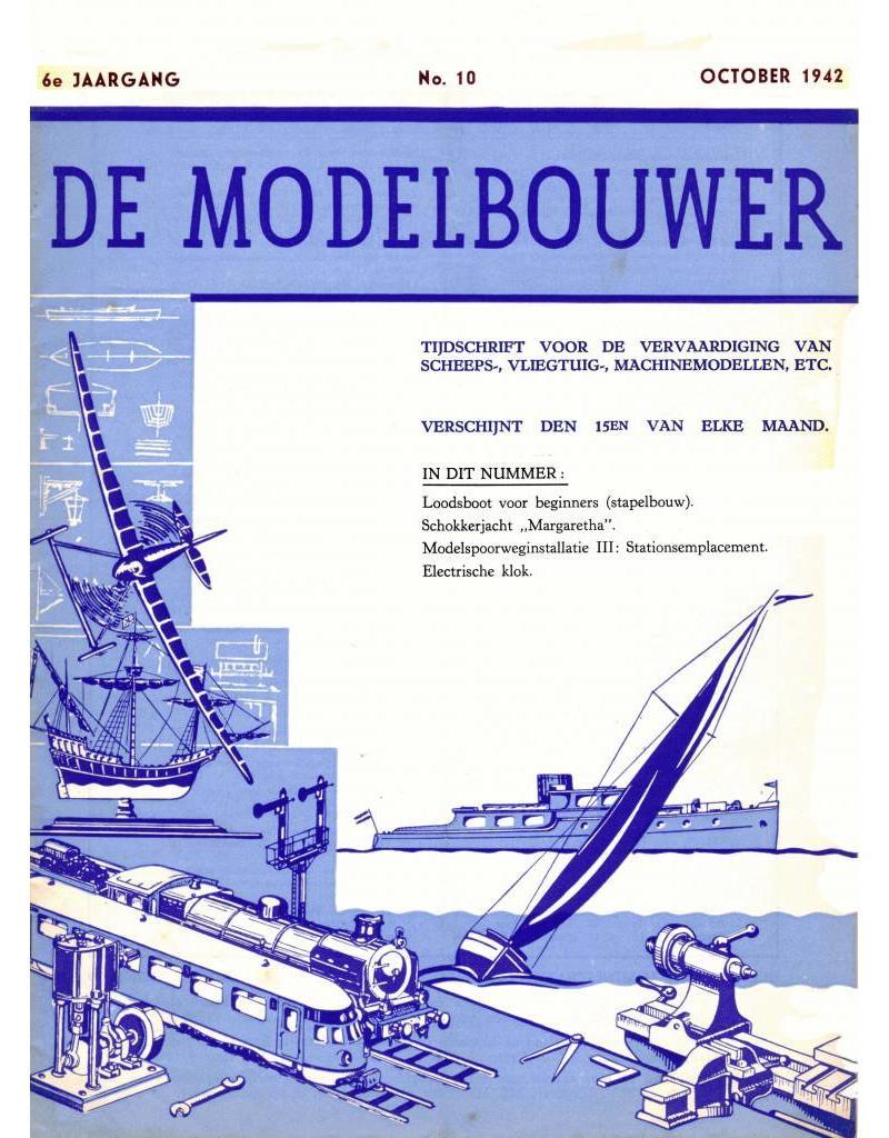 """NVM 95.42.010 Jaargang """"De Modelbouwer"""" Editie : 42.010 (PDF)"""