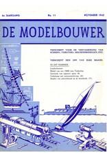 """NVM 95.42.011 Jaargang """"De Modelbouwer"""" Editie : 42.011 (PDF)"""