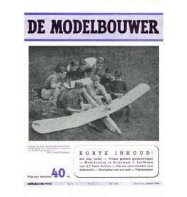 """NVM 95.44.001 Jaargang """"De Modelbouwer"""" Editie : 44.001 (PDF)"""