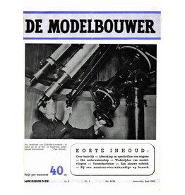 """NVM 95.44.006 Jaargang """"De Modelbouwer"""" Editie : 44.006 (PDF)"""