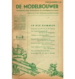"""NVM 95.47.002 Jaargang """"De Modelbouwer"""" Editie : 47.002 (PDF)"""
