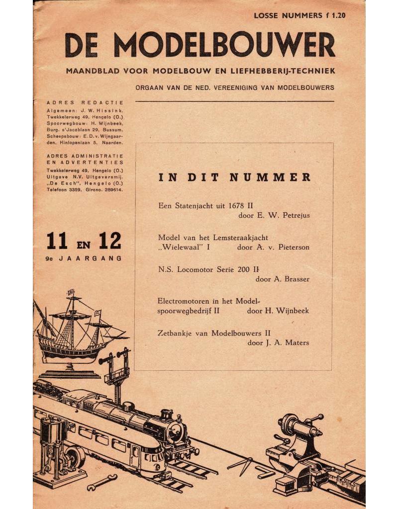 """NVM 95.47.011 Jaargang """"De Modelbouwer"""" Editie : 47.011 (PDF)"""