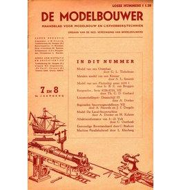 """NVM 95.47.008 Jaargang """"De Modelbouwer"""" Editie : 47.008 (PDF)"""