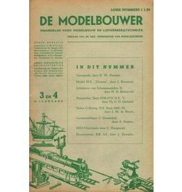 """NVM 95.47.004 Jaargang """"De Modelbouwer"""" Editie : 47.004 (PDF)"""
