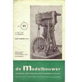 """NVM 95.48.011 Jaargang """"De Modelbouwer"""" Editie : 48.011 (PDF)"""