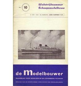"""NVM 95.48.010 Jaargang """"De Modelbouwer"""" Editie : 48.010 (PDF)"""