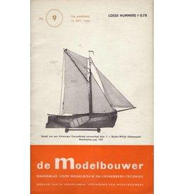 """NVM 95.48.009 Jaargang """"De Modelbouwer"""" Editie : 48.009 (PDF)"""