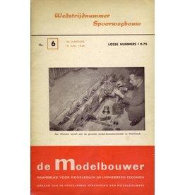 """NVM 95.48.006 Jaargang """"De Modelbouwer"""" Editie : 48.006 (PDF)"""