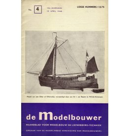 """NVM 95.48.004 Jaargang """"De Modelbouwer"""" Editie : 48.004 (PDF)"""