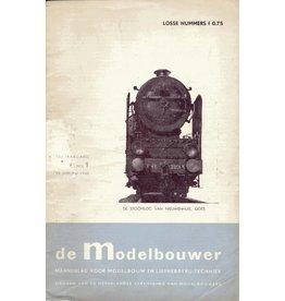 """NVM 95.48.001 Jaargang """"De Modelbouwer"""" Editie : 48.001 (PDF)"""