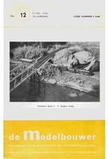"""NVM 95.50.012 Jaargang """"De Modelbouwer"""" Editie : 50.012 (PDF)"""