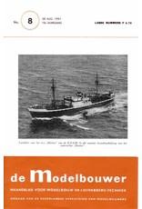 """NVM 95.51.008 Jaargang """"De Modelbouwer"""" Editie : 51.008 (PDF)"""
