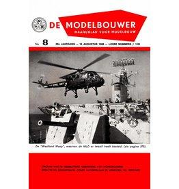 """NVM 95.66.008 Jaargang """"De Modelbouwer"""" Editie : 66.008 (PDF)"""