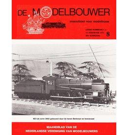 """NVM 95.73.008 Jaargang """"De Modelbouwer"""" Editie : 73.008 (PDF)"""