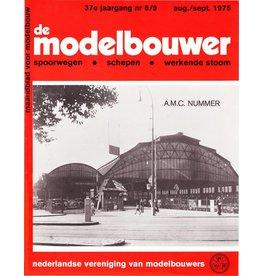 """NVM 95.75.009 Jaargang """"De Modelbouwer"""" Editie : 75.009 (PDF)"""