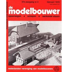 """NVM 95.75.002 Jaargang """"De Modelbouwer"""" Editie : 75.002 (PDF)"""