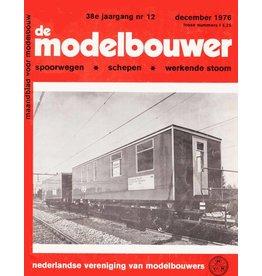 """NVM 95.76.012 Jaargang """"De Modelbouwer"""" Editie : 76.012 (PDF)"""