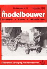 """NVM 95.76.011 Jaargang """"De Modelbouwer"""" Editie : 76.011 (PDF)"""