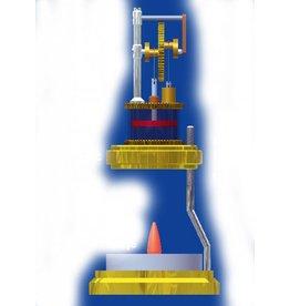 NVM 60.12.027 Miniatuur Stirlingmotor