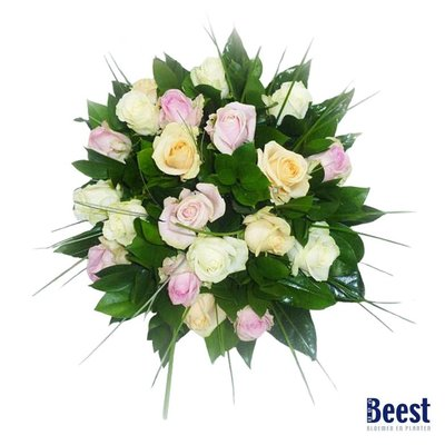 Boeket gemengde avalanche rozen
