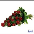 Rouwboeket luxe rozen