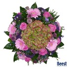 Boeket Hortensia roze