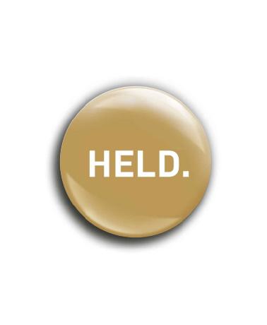 31mm button met speld vanaf
