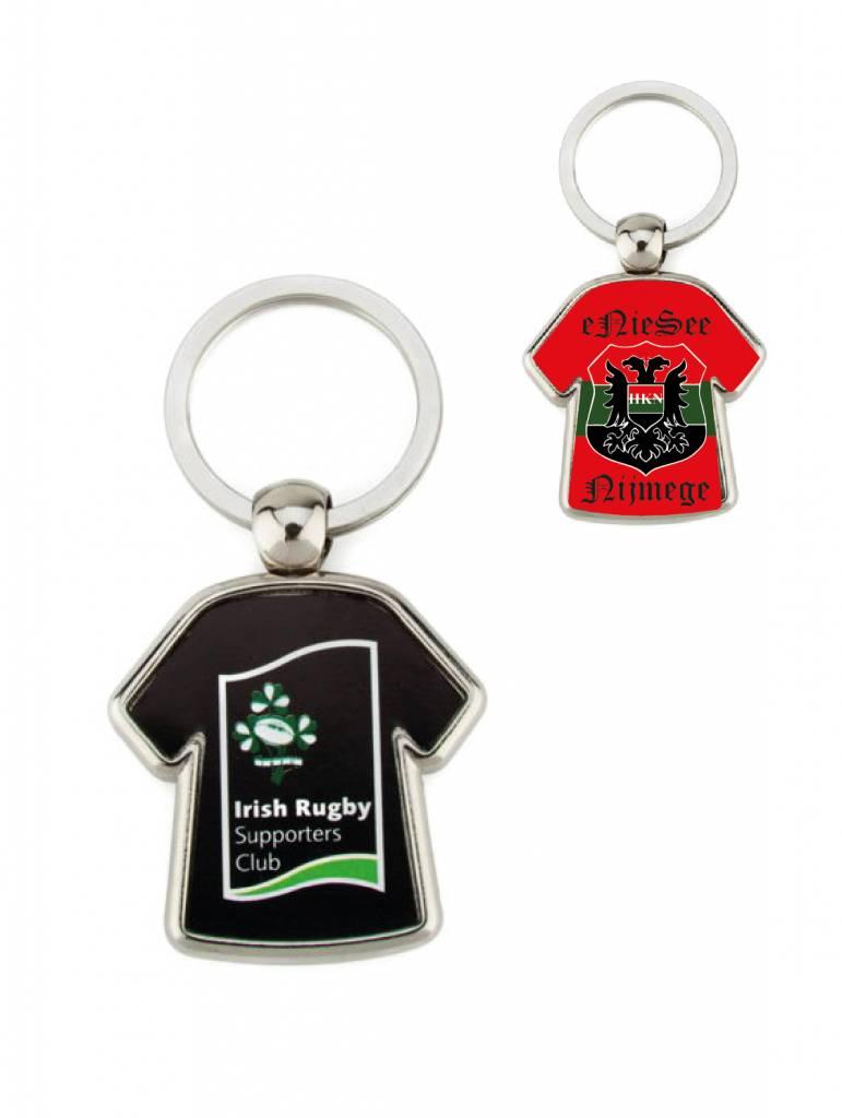 Sleutelhanger T-Shirt 2-zijdig vanaf