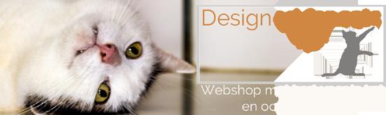 Designed for cats - Design kattenmeubels voor jou en je kat