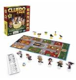Hasbro Cluedo Junior Kinderspel