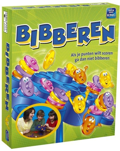 King Bibberen Kinderspel