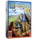 999 Games Carcassonne Basisspel Mini Uitbreidingen Rivier en De Abt