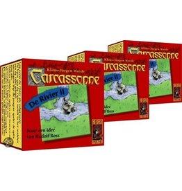 999 Games Carcassonne De rivier II uitbreiding