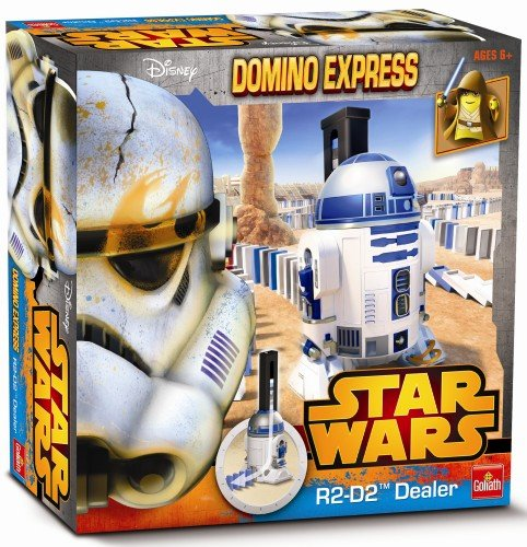 Goliath Domino Express Star Wars R2 D2 Dealer