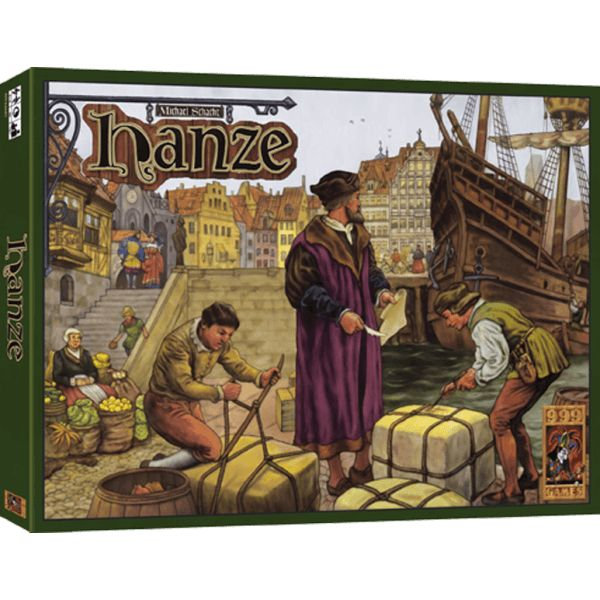 999 Games Hanze Bordspel
