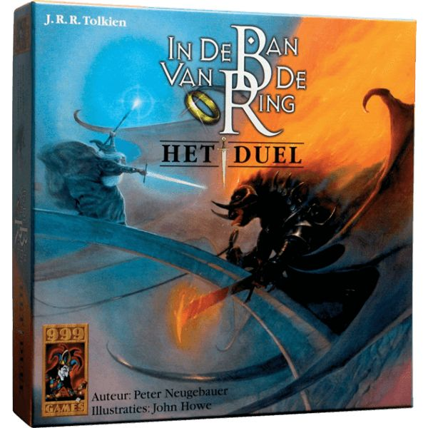 999 Games In De Ban Van De Ring Het Duel