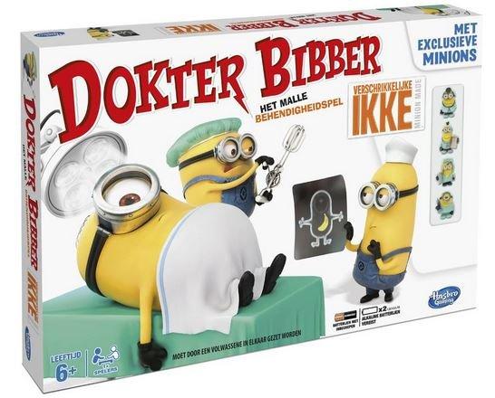 Hasbro Dokter Bibber Verschrikkelijke Ikke Minion Editie Kinderspel