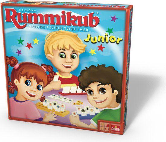 Goliath Rummikub Junior Kinderspel
