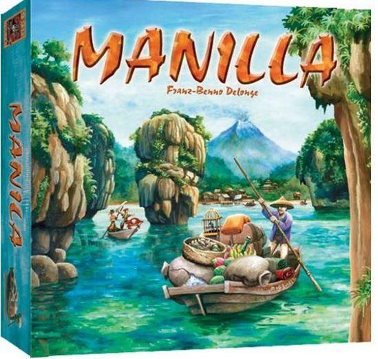 999 Games Manilla Bordspel