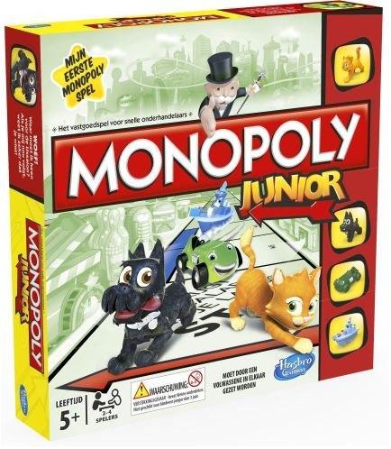 Hasbro Monopoly Junior Kinderspel