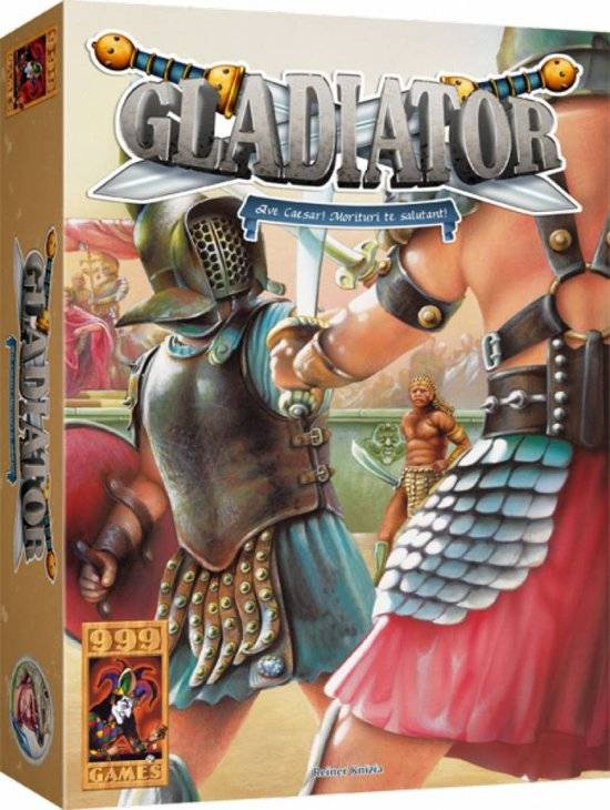 999 Games Gladiator Bordspel