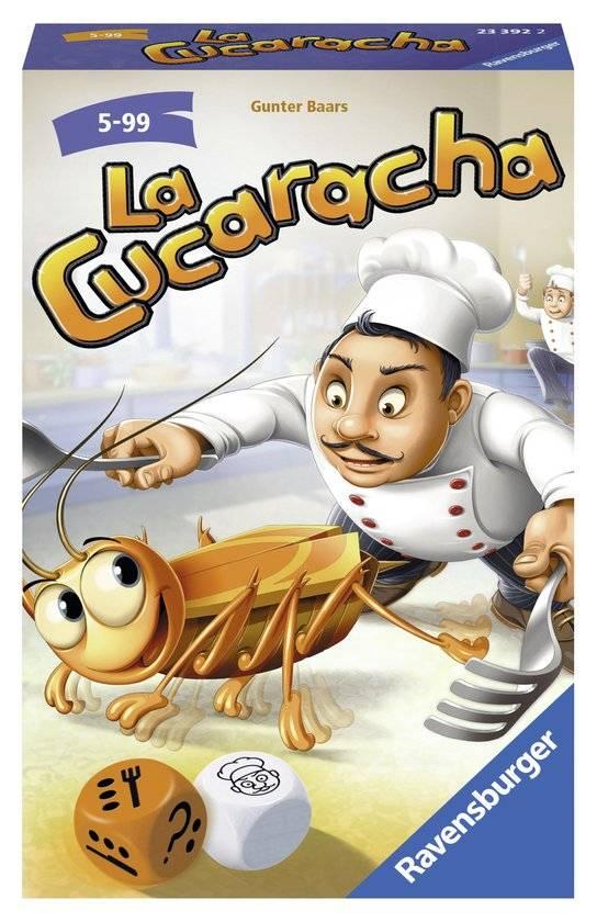 Ravensburger La Cucaracha Kinderspel Reis Editie