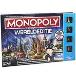 Hasbro Monopoly Wereld Editie Bordspel