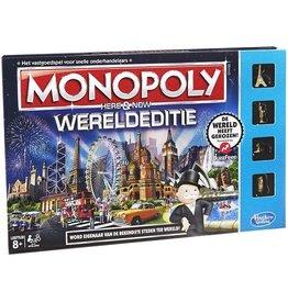 Hasbro Monopoly Wereld Editie