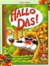 999 Games Hallo Das! Bordspel